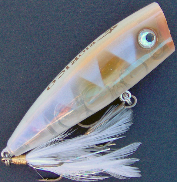 bassdozerstore: quite simply, magnum poppers produce magnum bass, Hard Baits