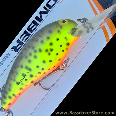 bassdozerstore: bomber model a crankbaits ~ best models and colors, Hard Baits