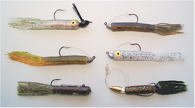 Tube Bait Fishing Tips