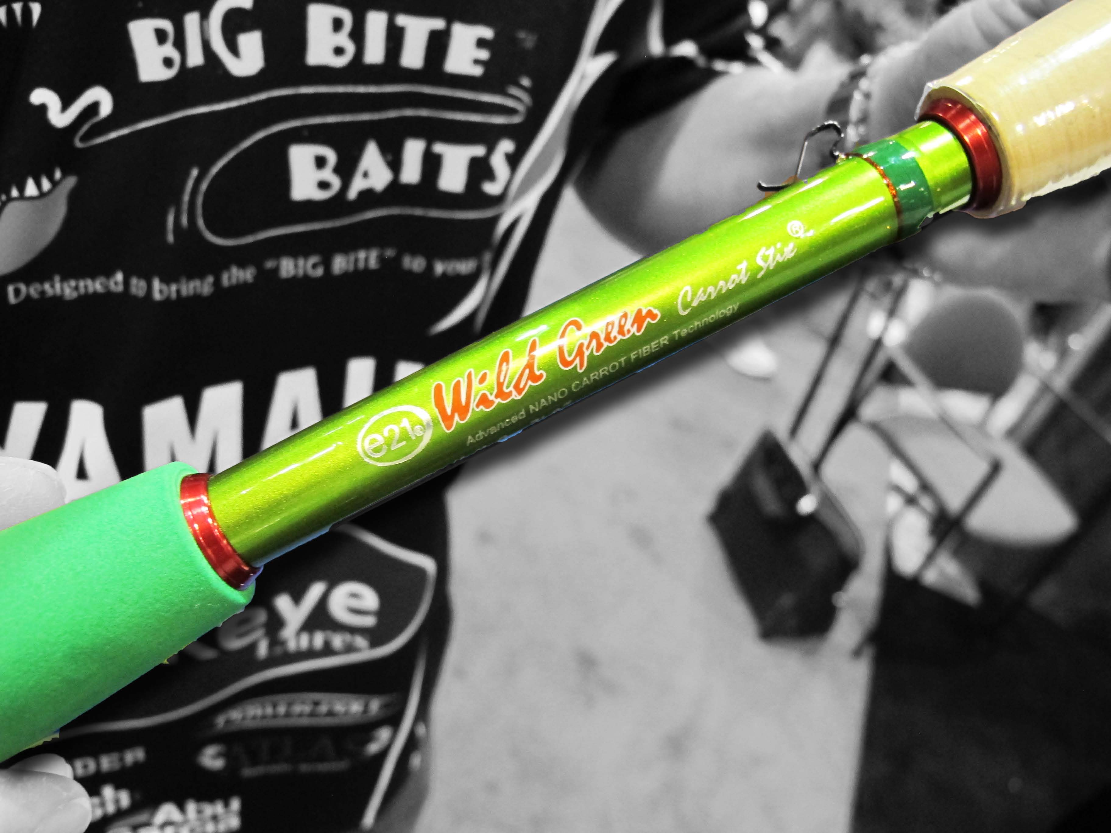 Icast 2012 last hurrah for hot new products for Carrot stick fishing rod