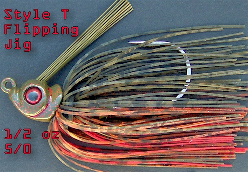 1//2oz Swim Jig White Belly Frog w// Leg Trailer  Limited To Only 5 Jigs Made