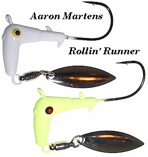 6c2b98f8a6 ... be Aaron Marten s Rollin  Runner designed by Aaron Martens. Sure to be  a hit