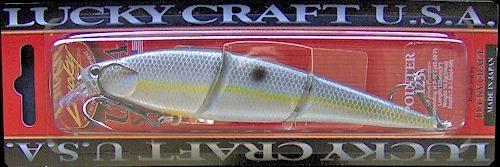 Lucky Craft Pointer   Jointed Swimbait