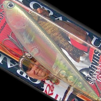 Lucky craft sammy 100 115 topwater for Lucky craft sammy 100