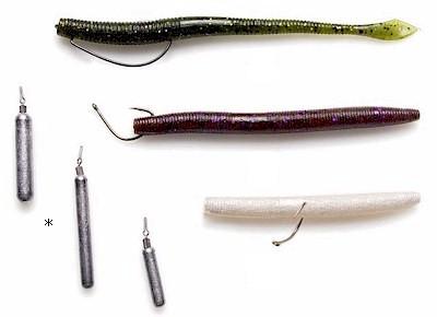 Plastics freshwater fishing surftalk for Mojo fishing lures