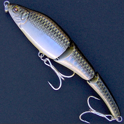schnell sinkend Sebile Magic Swimmer Swimbait