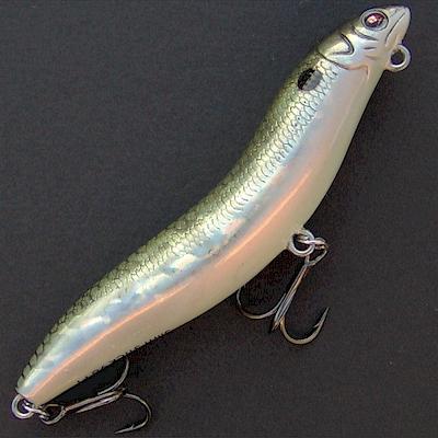 BassdozerStore.com: SEBILE Slim Stick ~ Topwater Walking Lure