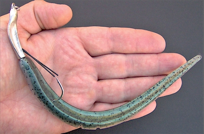 how to use sluggo lure