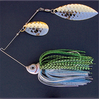 how to make spinnerbaits for bass
